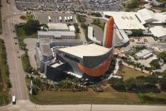 Den 1: Space Coast museum