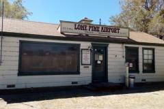 Lone Pine airport