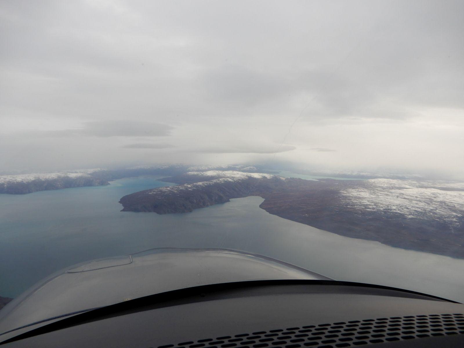 Fjordy Grónska