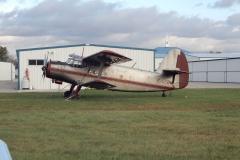 Antonov AN-2 byl pro mě velkým překvapením. Nicméně v Kanadě jich létá poměrně hodně.