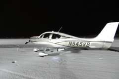 Letiště Iqaluit (CYFB), dříve Frobisher Bay.