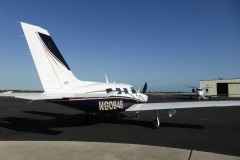 Návštěva u výrobce Piper Aircraft, Vero Beach, Florida (KVRB)
