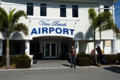 Letištní budova Vero Beach (KVRB)