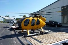 Servis pro vrtulníky na Pompano Beach (KPMP)