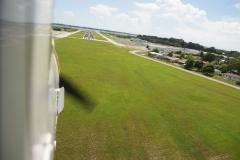 Den 1: Přistání na Merritt Island (MCOI), Florida
