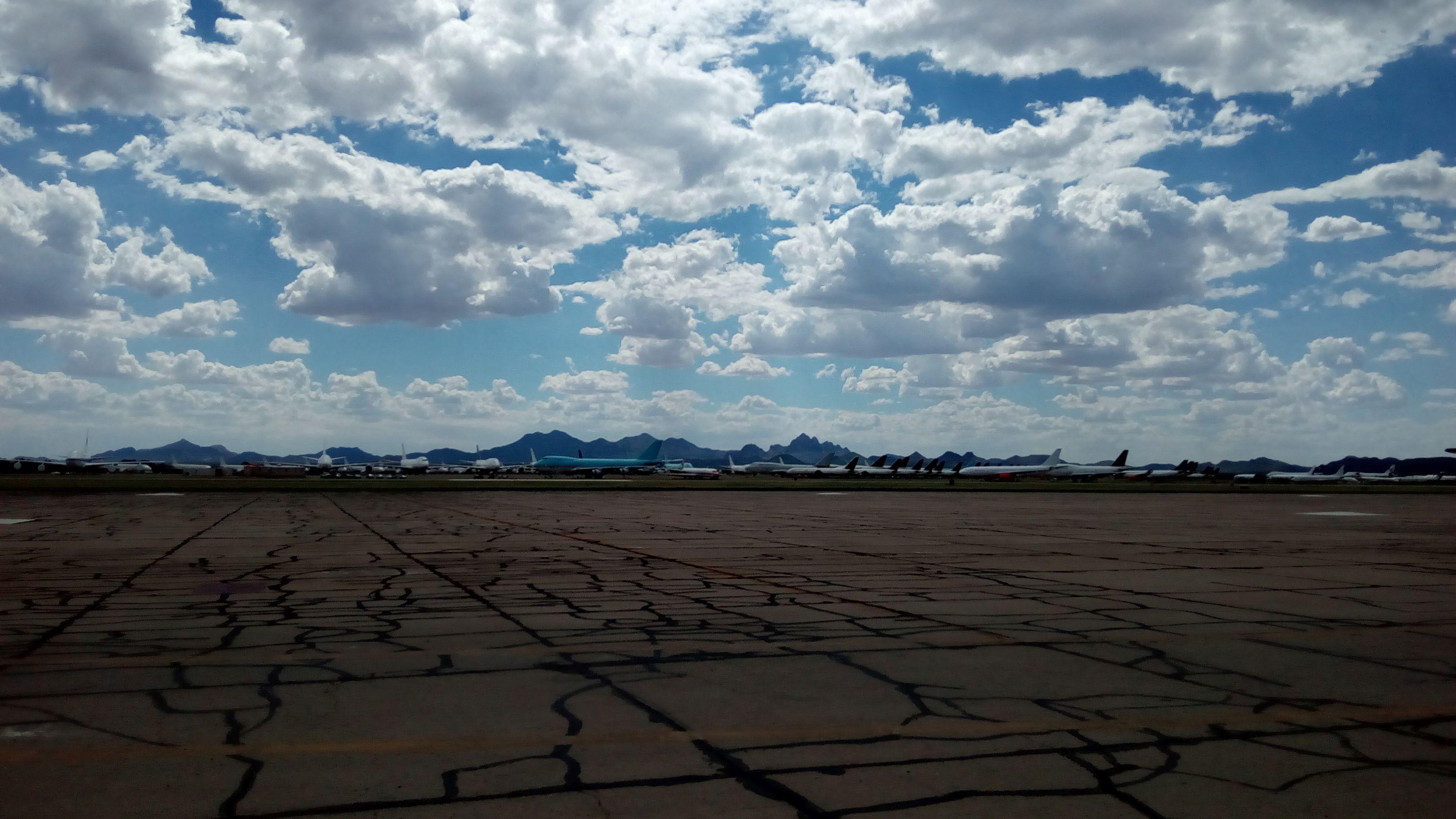 Pinal Airpark, Arizona