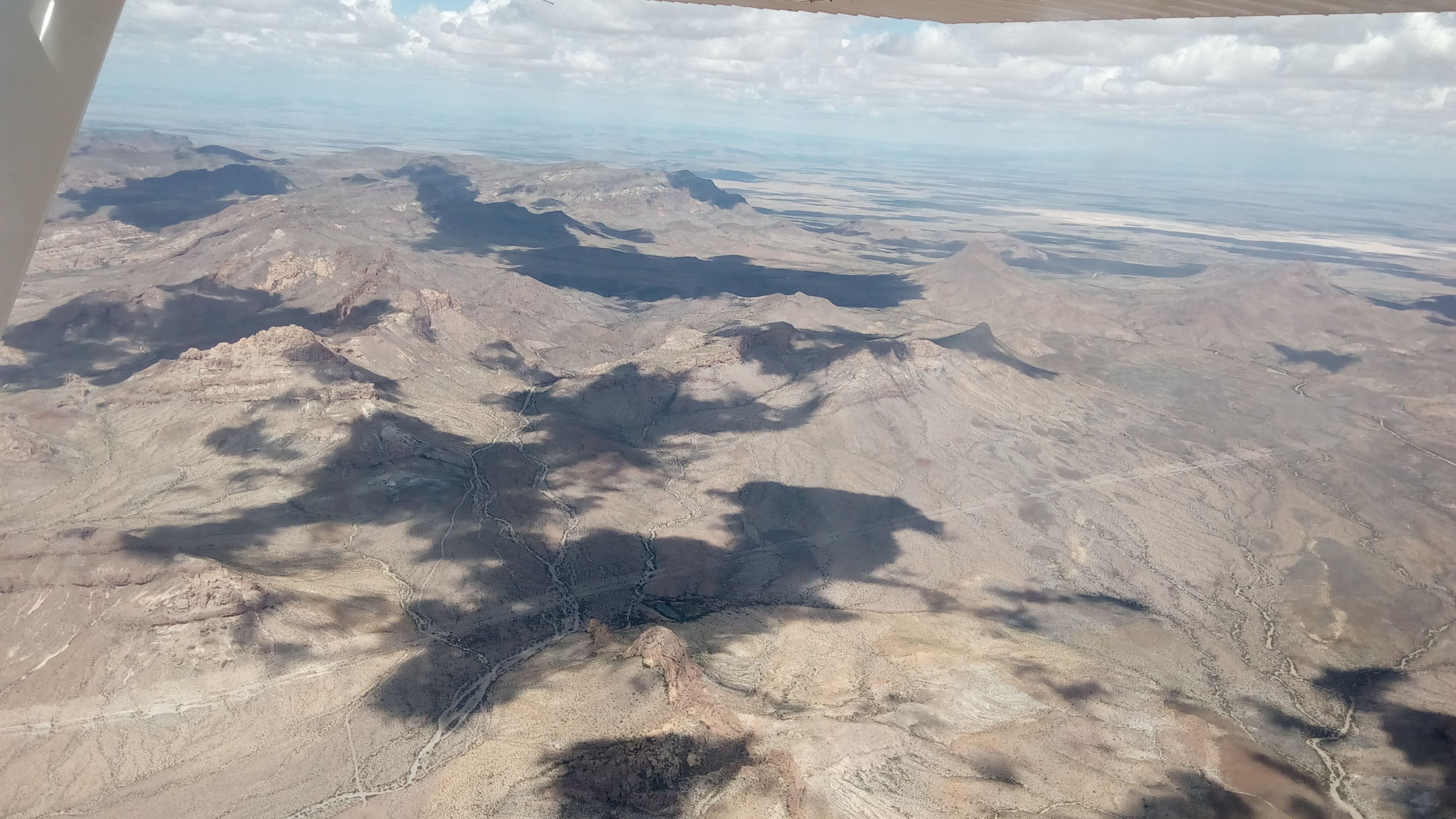 Arizonská poušť
