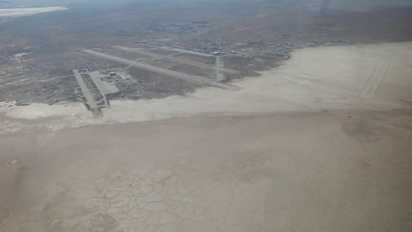 Edwards Air Base