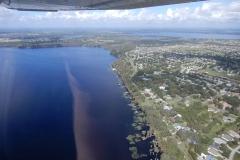 Jezera jižně od Orlanda