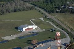 Fantasy of Flight, soukromé letiště Orlampa (FA08) na Floridě, severně od Lakelandu.
