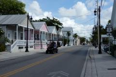 Pro USA nepříliš typická architektura se nachází právě na Key Westu.