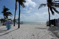 Floridský Key West je jedno z mála míst v USA s celoročně subtropickým až tropickým klimatem.