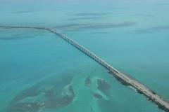 Dobře známá silnice spojující Miami z nejjižnějším cípek kontinentálních USA tedy Key West.